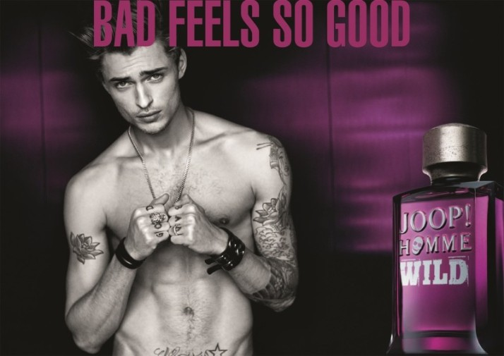 joop_homme_fragrance with Harvey Newton Haydon
