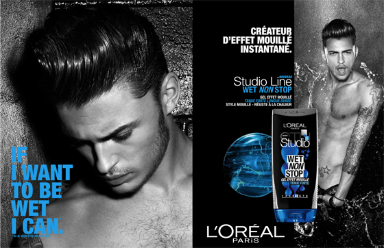 loreal-studio-line-harvey-newton